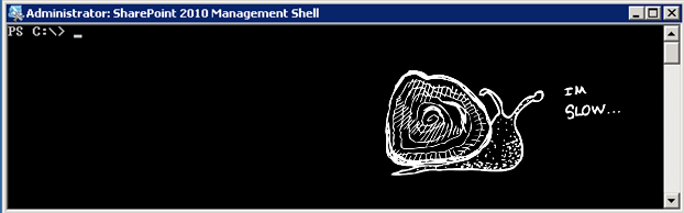 managementshellslow